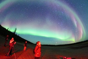 wilderness_astronomy_wood_buffalo_aurora_salt_plains_horizontal